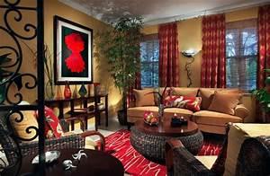 17, Ethnic, Living, Room, Designs, Ideas