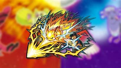 Moon Sun Pokemon Mega Wallpapers Evolutions Evolution