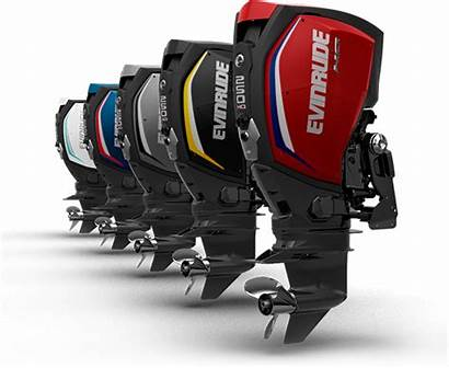 Evinrude Outboard Brp Boat Etec Engines Marine