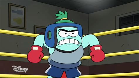 Cartoon Girls Boxing Database