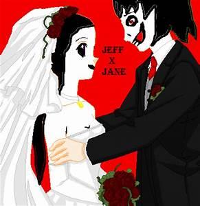 Jeff The Killer x Jane The Killer~Wedding by ...