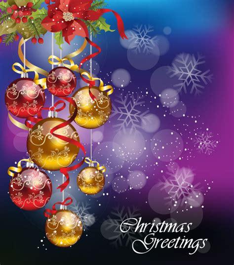 merry christmas card vector  vector sources