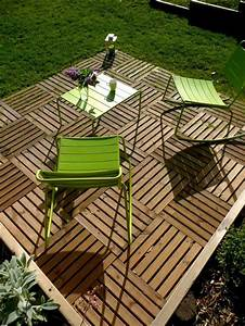 Terrasse En Caillebotis : terrasse caillebotis pas cher ~ Premium-room.com Idées de Décoration