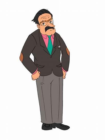 Principal Prickly Guy Collab Deviantart