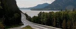 Sea to Sky Highway   WSP
