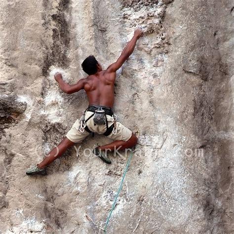 Rock Climbing Day Course Your Krabi