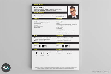 cv builder with free mobile resume and qr code