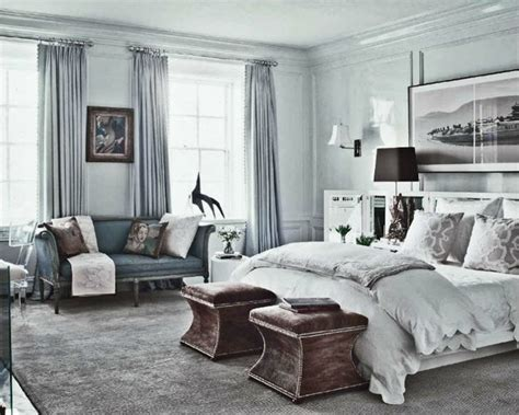 Grey Bedrooms: Ideas To Rock A Great Grey Theme : Décoration Chambre Vintage