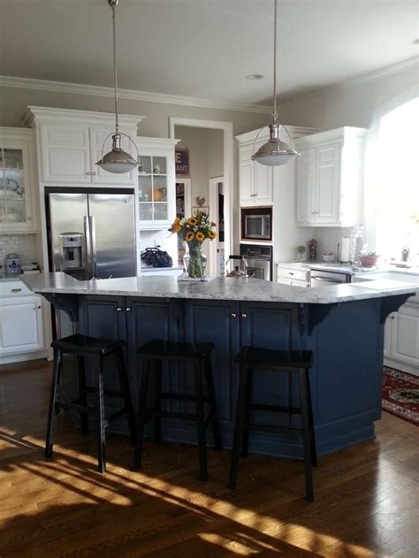 remodeled kitchen cabinets painted