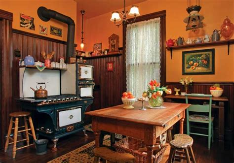 Reproduction Kitchen In An Old House  Oldhouse Online