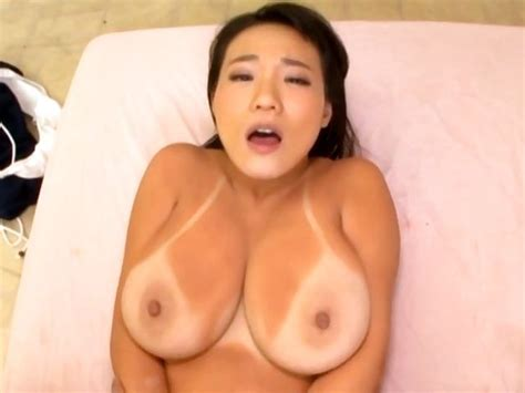 Big Tits Asian Hottie Experiences The Hottest Fuck At