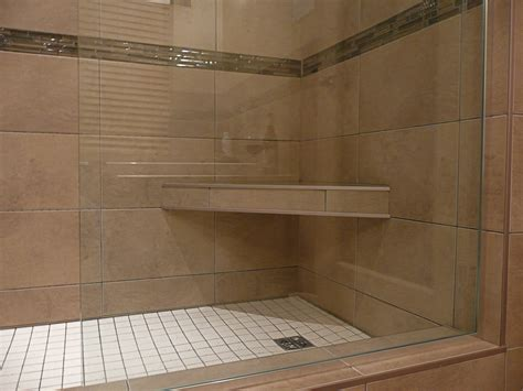 Corner Shower Stool Picture