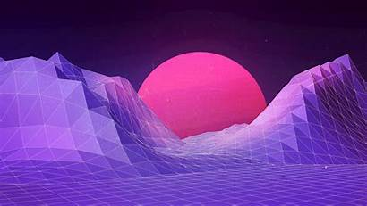 Aesthetic Wallpapers Definition Vaporwave Lockscreen