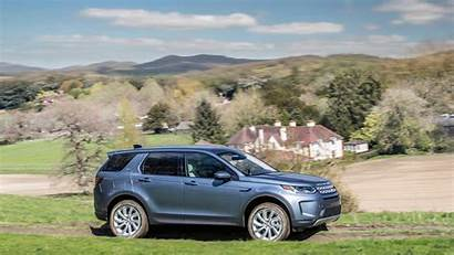 Discovery Rover Land Range Hybrid Commercial Evoque