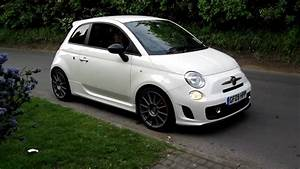 Fiat 500 Abarth Esseesse With Monza Exhaust