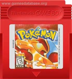 Pokemon Red Game
