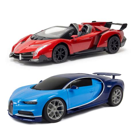 The 2020 bugatti centodieci facelift image is added in the car pictures category by the author on feb 14, 2020. Fast Lane RC - Voiture de sport téléguidée 1:16 - Bugatti ...