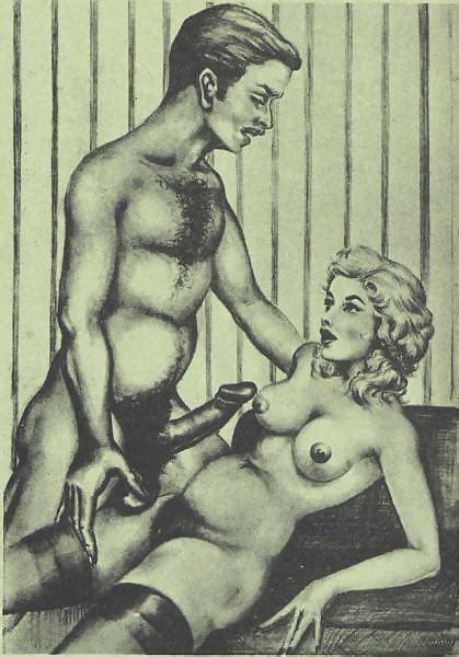 Erotic Vintage Drawings Pics Xhamster