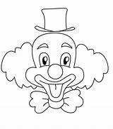 Pennywise Coloring Pages Clown Printable Getcolorings sketch template