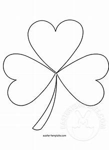 cool shamrock templates pictures inspiration resume With clover templates flowers