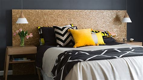 chambre americaine pour ado deco fabriquer tete de lit visuel 6