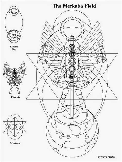 the merkaba field - Google Search | Sacred geometry