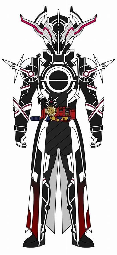 Evol Rider Kamen Hole Form Darktidalwave Version