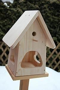 Vogelhaus Bauen Mit Kindern Anleitung : die besten 25 vogelfutterhaus selber bauen ideen auf pinterest selber machen vogelfutter ~ Watch28wear.com Haus und Dekorationen