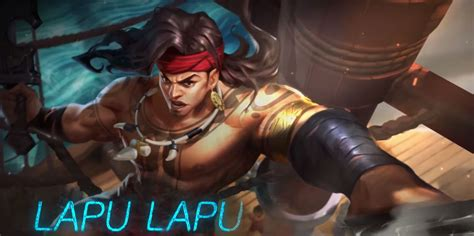 Mobile Legends Lapu Lapu Build Guide