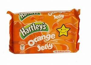 Hartleys orange jelly 135g