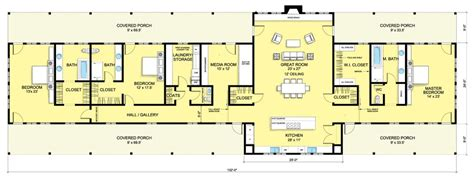 ranch style house plan  beds  baths  sqft plan   builderhouseplanscom