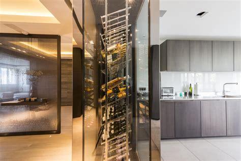 cave a vin de cuisine appartement c provintech créateur de caves à vin sur