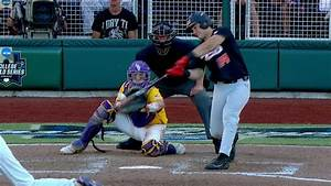 Oregon State first baseman hits first grand slam in park ...
