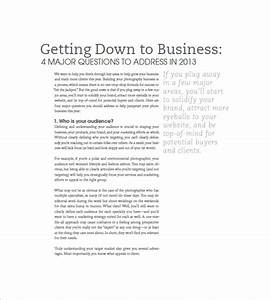 photography business plan template 11 free word excel With wedding photography business plan pdf