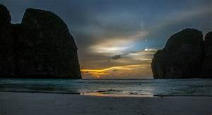 maya bay sunset - Picture of Sunset Cruise and Plankton ...