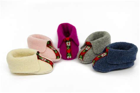 Da Neonato - pantofole tirolesi da neonato colorate scarpe bambino