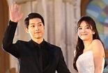 宋仲基♥宋慧喬10月31日大婚 發聲明昭告粉絲