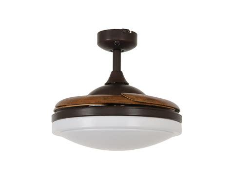 ceiling fan retractable blades fanaway retractable blade ceiling fan 透明收合扇葉吊扇燈風扇燈 hong