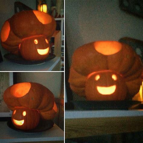 toad pumpkin  fall pumpkin carving super simple