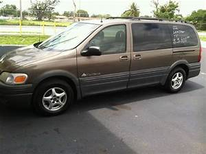 Find Used 2002 Pontiac Montana  Mini Passenger Van 4
