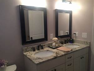 Where how to hang hand towel for Where to put towel bar in small bathroom