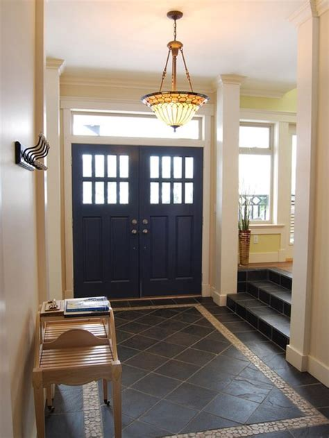 Foyer Picture Ideas by Best Foyer Tile Design Ideas Remodel Pictures Houzz