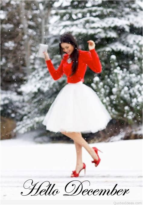 december christmas winter pics  sayings
