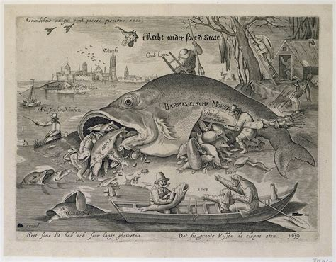 fish eat van pieter grouper shark der bruegel history rembrandt giant monster swallows rubens heyden 1557 oldenbarnevelt johan whole cryptozoology
