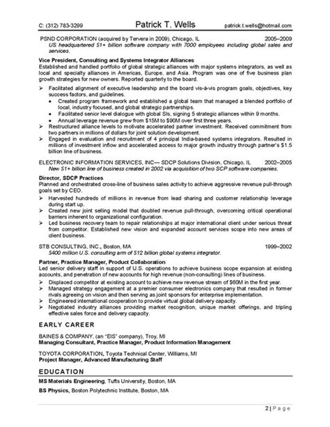Data Governance Resume by Ceo Technology Resume Exle