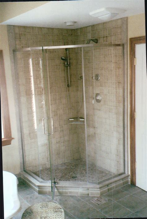 bathroom design awesome neo angle shower