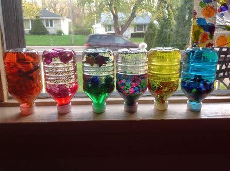activites basees sur la methode montessori a la maison bouteilles sensorielles id 233 es