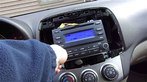 replacement   hyundai elantra stereo youtube
