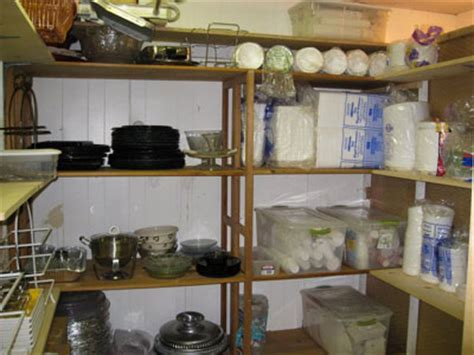 church storage regain  space
