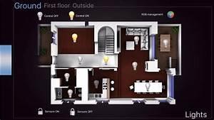 Smart Home Knx : vyrox knx smart home app youtube ~ Watch28wear.com Haus und Dekorationen